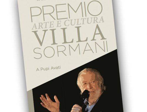 Premio Arte e Cultura Villa Sormani a Pupi Avati