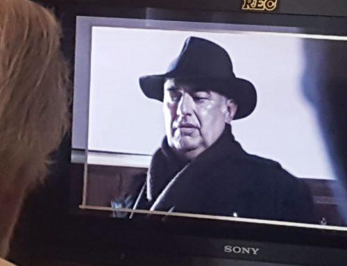 Il conte Alberto Uva e la sua nuova vita da attore